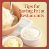 Tips for Saving Fat at Restaurants