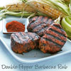 Double-Pepper Barbecue Rub