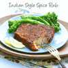 Indian-Style Spice Rub