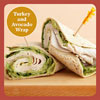 Healthy, Satisfying Sandwich Solution: Turkey and Avocado Wrap