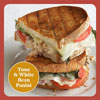 Healthy, Satisfying Sandwich Solution: Tuna and White Bean Panini