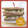 Healthy, Satisfying Sandwich Solution: Chicken Salad Sandwich