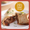 Healthy, Satisfying Sandwich Solution: Turkey and Black Bean Chimichangas