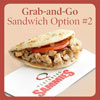 Grab-and-Go Sandwich Option #2