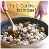 Cut the Fat in Beef