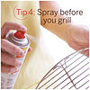 Spray Before You Grill