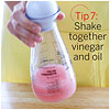 Shake Together Oil and Vinegar