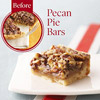 Trade Pecan Pie for Pecan Bars