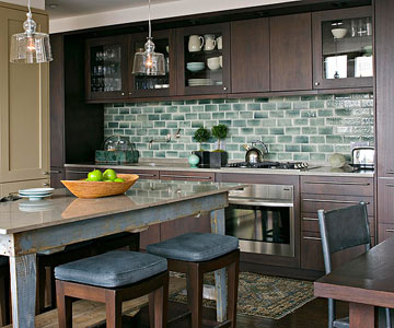See How to Tile a Backsplash