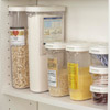 Use Clear Containers for Dry Goods