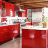 A Kitchen with Shine