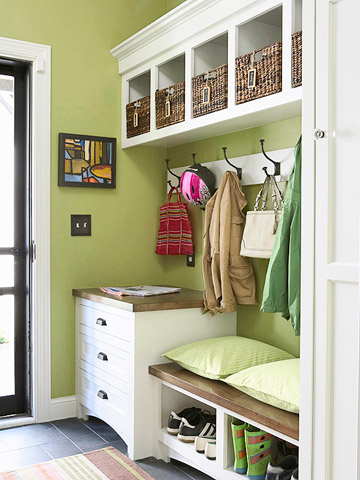 Find the Perfect Entryway Paint Color