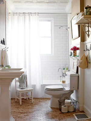 Spruce Up Your Guest Bath