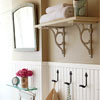 Hooks and Shelving