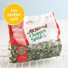 Frozen Spinach Pick: PictSweet All Natural Chopped Spinach