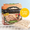 Frozen Rice Pick: Rice Expressions Organic Brown Rice