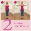 Lift 2: Standing Lateral Raise