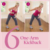 Lift 6: One-Arm Kickback