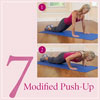 Lift 7: Modified Push-Up