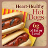 Yes, There are Heart-Smart Hot Dogs!