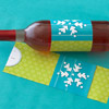 Snowflake Wine Label
