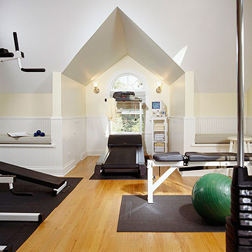 Set Up Your Own Home Gym