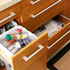 Stack Papers in Cabinet Drawers