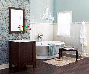 1 Bath, 3 Ways: A Trio of Bathroom Makeovers