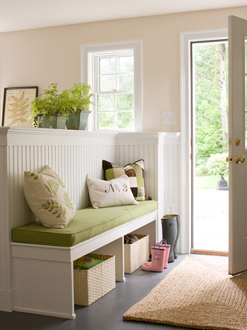 Get the Look: Cheerful Entryway