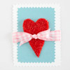 Bow-Tie Heart Card