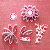 How to Make Paper Flower Gift Embellishments