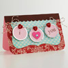 'I Heart You' Banner Card