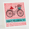 Bicycle Valentine Card