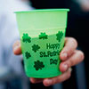 St. Patrick's Day Activity: Enjoy a Green Beverage