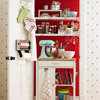 Closet to Mini Kitchen