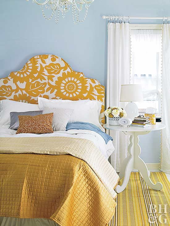 Upholstered Headboard How-To