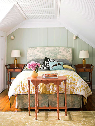 Pretty Headboard Ideas