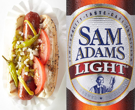 4 Sensational Hot Dog & Beer Pairings