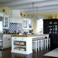 Try a New Kitchen Color Scheme