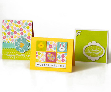 Easy-to-Make Easter Cards