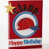 Sports Fan Birthday Card