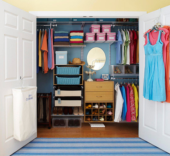 Finds for an Organized Closet