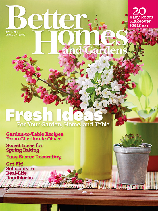 Subscribe to better homes and gardens magazine Better house and home
