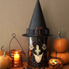 Witch Mantel Idea
