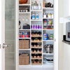 Custom Look Organized Pantry