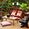 Patio Furniture with Color
