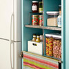 Colorful Charm Flexible Kitchen Storage
