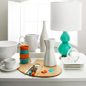 Simple Paint Updates for Everyday Home Accessories