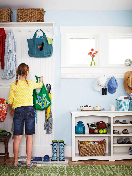 Make a Mudroom