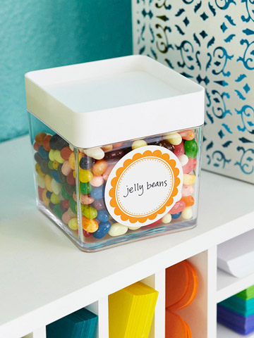 Get FREE Printable Storage Labels